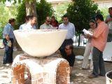 Pórtico de Féria 2006. Concurso de Albañilería 58
