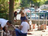 Pórtico de Féria 2006. Concurso de Albañilería 5