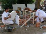 Pórtico de Féria 2006. Concurso de Albañilería 67