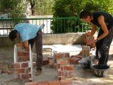 Pórtico de Féria 2006. Concurso de Albañilería 6