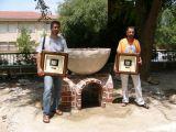 Pórtico de Féria 2006. Concurso de Albañilería 72