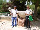 Pórtico de Féria 2006. Concurso de Albañilería 73