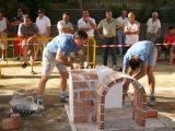 Pórtico de Féria 2006. Concurso de Albañilería 75