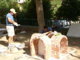 Pórtico de Féria 2006. Concurso de Albañilería 9