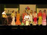 Pórtico de Féria 2006. Gala lucha contra el cancer 1