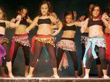 Pórtico de Féria 2006. Muestra de Baile 86