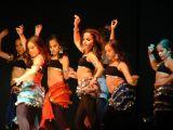 Pórtico de Féria 2006. Muestra de Baile 87