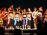Pórtico de Féria 2006. Muestra de Baile 92