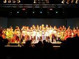 Pórtico de Féria 2006. Muestra de Baile 93