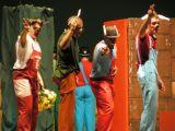 Pórtico de Féria 2006. Teatro familiar con Getsemaní Teatro 10