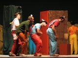Pórtico de Féria 2006. Teatro familiar con Getsemaní Teatro 11