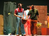 Pórtico de Féria 2006. Teatro familiar con Getsemaní Teatro 13