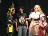 Pórtico de Féria 2006. Teatro familiar con Getsemaní Teatro 18