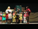 Pórtico de Féria 2006. Teatro familiar con Getsemaní Teatro 22