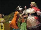 Pórtico de Féria 2006. Teatro familiar con Getsemaní Teatro 30