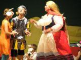 Pórtico de Féria 2006. Teatro familiar con Getsemaní Teatro 31