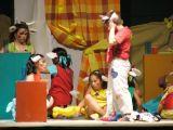 Pórtico de Féria 2006. Teatro familiar con Getsemaní Teatro 39