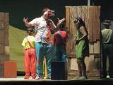 Pórtico de Féria 2006. Teatro familiar con Getsemaní Teatro 3