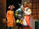 Pórtico de Féria 2006. Teatro familiar con Getsemaní Teatro 49