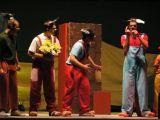Pórtico de Féria 2006. Teatro familiar con Getsemaní Teatro 4