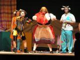 Pórtico de Féria 2006. Teatro familiar con Getsemaní Teatro 52