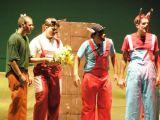 Pórtico de Féria 2006. Teatro familiar con Getsemaní Teatro 6
