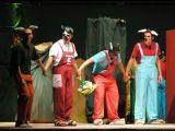 Pórtico de Féria 2006. Teatro familiar con Getsemaní Teatro 9