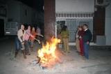 San antón 2007. Lumbres. Fotos de Emilia Hoyo
