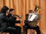Santa Cecilia. Concierto . Xaven Brass 12