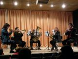 Santa Cecilia. Concierto . Xaven Brass 1