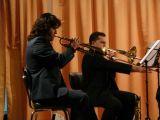 Santa Cecilia. Concierto . Xaven Brass 3