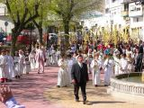 Semana Santa 2008. Domingo de Ramos 59