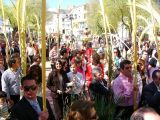 Semana Santa 2008. Domingo de Ramos 67