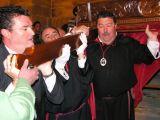 Semana Santa 2008. Jueves Santo. Jesús Amarrado a la Columna 54