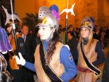 Semana Santa 2008. Jueves Santo. Jesús Amarrado a la Columna 75