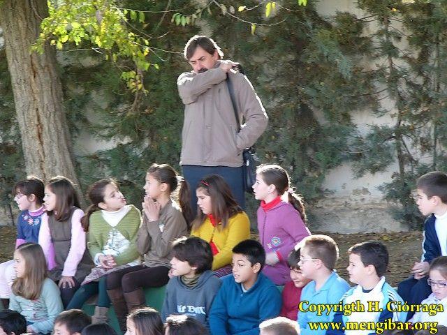 Exbición de rapaces en el Colegio José Plata-4-12-2009_56