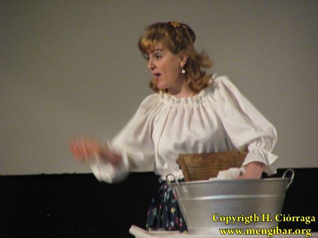 Semana las Mujer 2010. 3 de marzo.Centro de Adultos y homenaje a Mª García_65