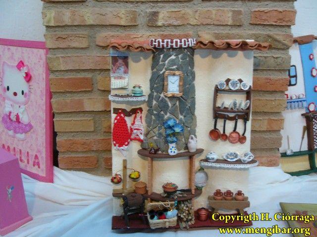 Exposición de trabajos del Centro de Adultos de Mengíbar_77