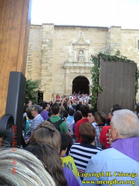 Jornada Mundial de la Juventud. Vía Crucis. Junio-2011_389