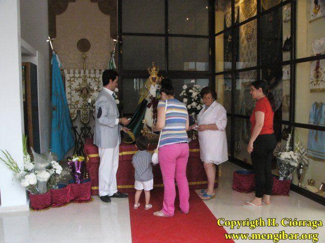 Virgen de la Cabeza. Inauguracion ermita 2 y3-06-2012_146
