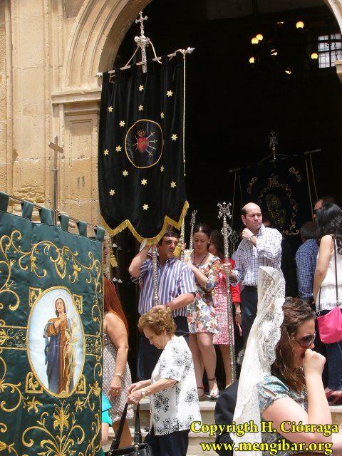 Virgen de la Cabeza. Inauguracion ermita 2 y3-06-2012_166