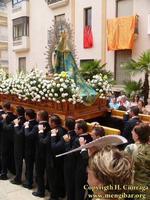 Virgen de la Cabeza. Inauguracion ermita 2 y3-06-2012_207