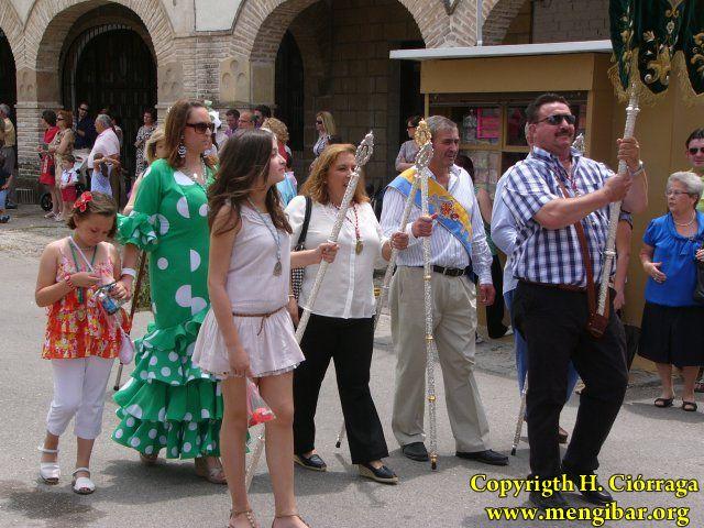 Virgen de la Cabeza. Inauguracion ermita 2 y3-06-2012_239