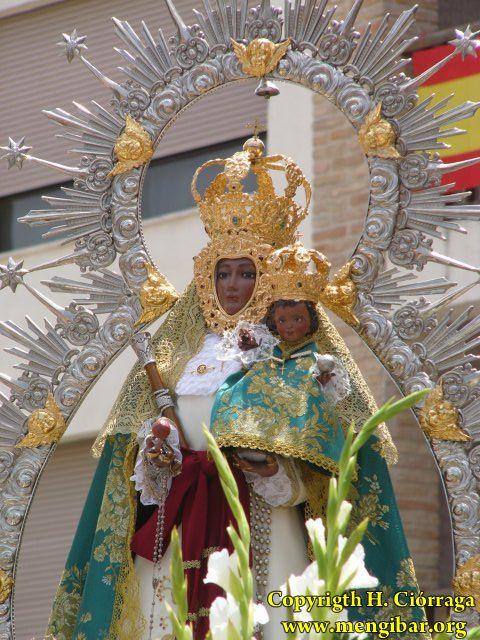 Virgen de la Cabeza. Inauguracion ermita 2 y3-06-2012_256