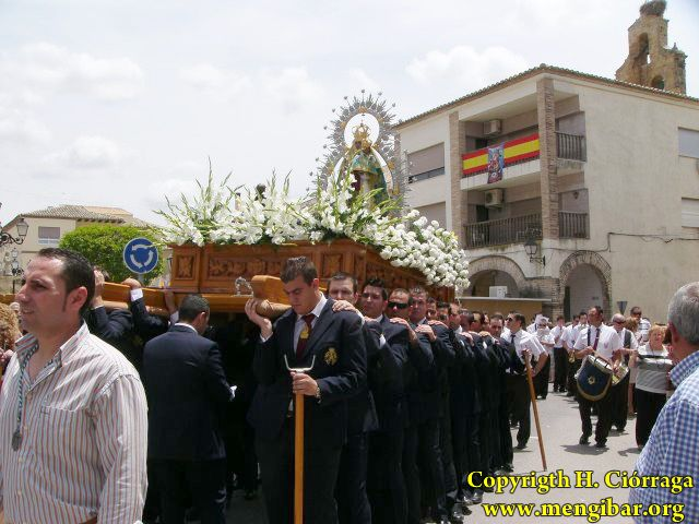 Virgen de la Cabeza. Inauguracion ermita 2 y3-06-2012_257