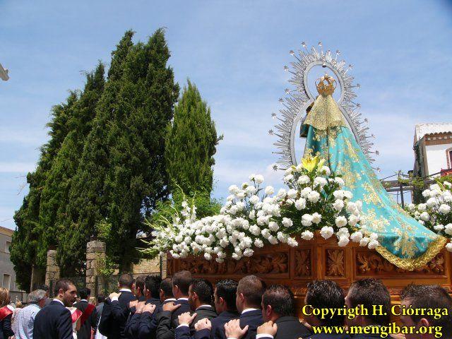 Virgen de la Cabeza. Inauguracion ermita 2 y3-06-2012_259