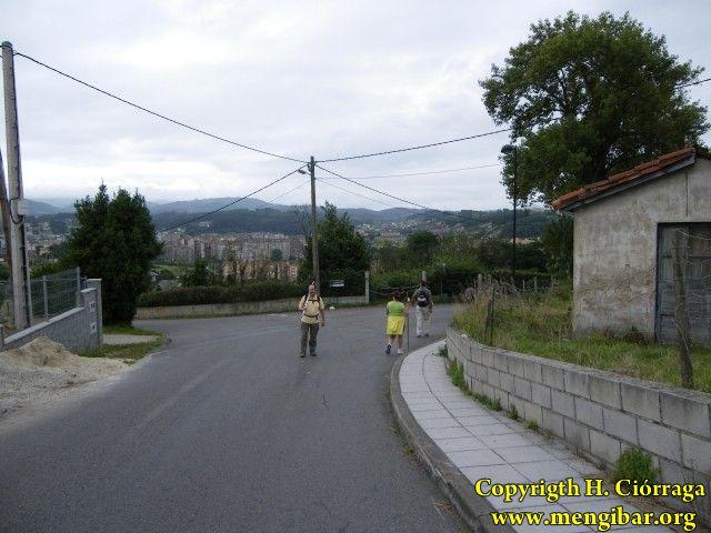 Camino del Norte a Santiago, por la costa-2003_338