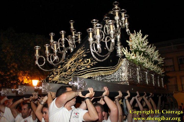 Los Rosarios 2012. Virgen de los Dolores_61