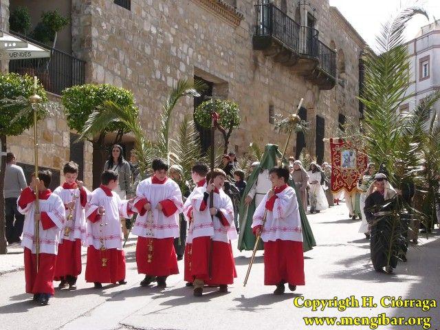 Semana Santa-2013. Domingo de Ramos_300