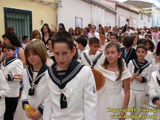 Corpus Christi 2009 en Mengíbar_412